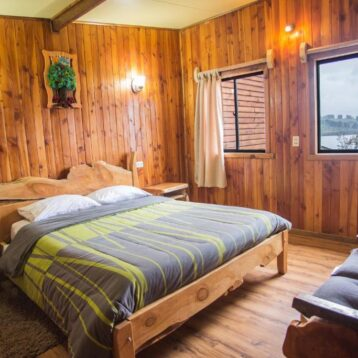 Habitación Doble Estándar - Puchaley Lafquen